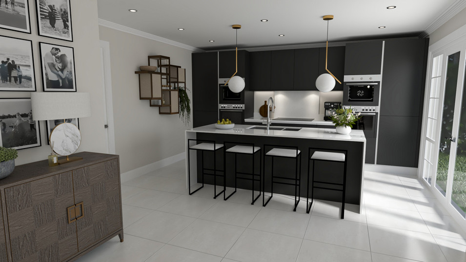 Kitchen/Dining (Silver Package)