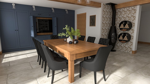 Dining Room (Gold Package)