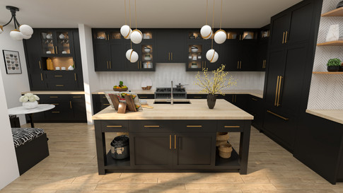 Kitchen (Gold Package)