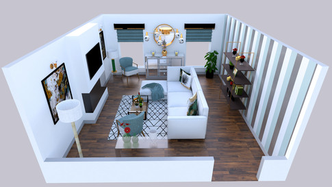 3D Floor Plan (Gold package)