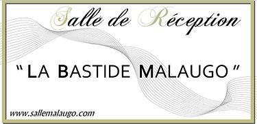 Bastide Malaugo, partenaire de Patsby DJ à velleron, provence isle sur sorgues wedding mariage