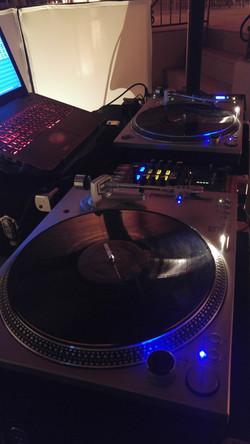 mix au vinyl