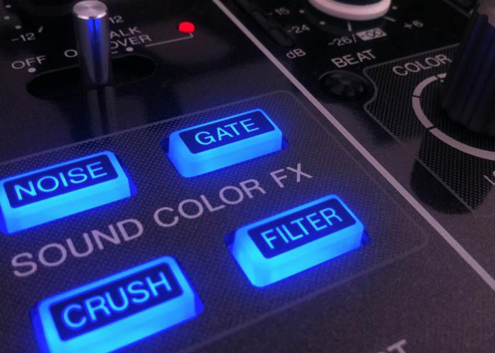 effets audio