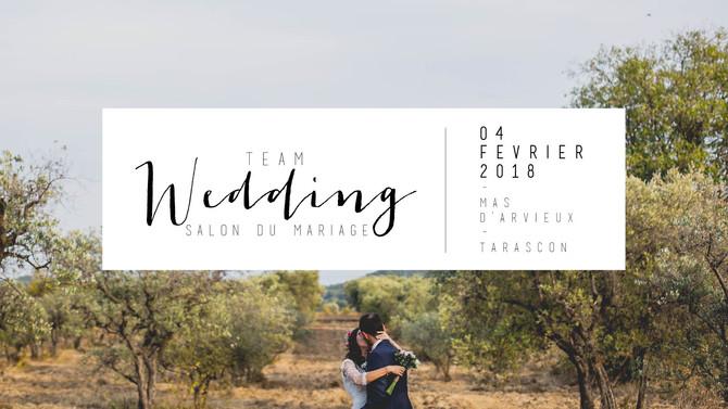 1ère édition du Salon du mariage Team Wedding Provence