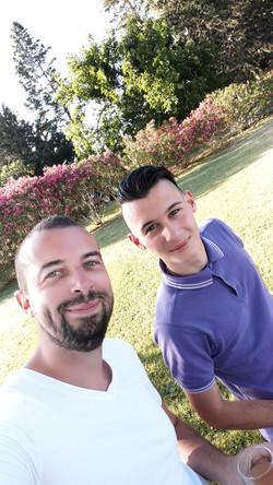 Romain & Patsby