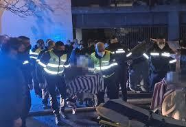 Se incendia en España deja un muerto y 18 heridos