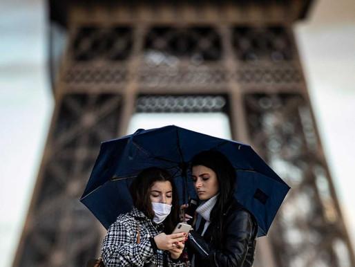Inicia toque de queda a las 18:00 horas en toda Francia