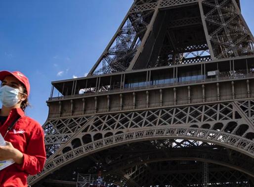 La Torre Eiffel es evacuada por una amenaza de bomba