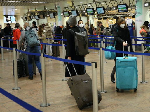 Reyno Unido prohíbe vuelos desde Sudamérica