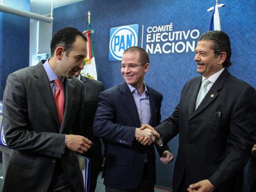 PAN selecciona a César Pedroza en SLP como candidato oficial
