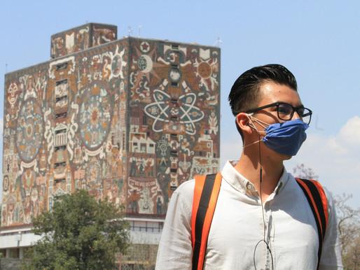 La UNAM reanudará en base al semáforo epidemiológico