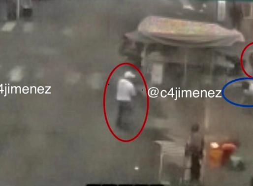 Captan persecución de ex reo y agresión a tiros en Gustavo A. Madero