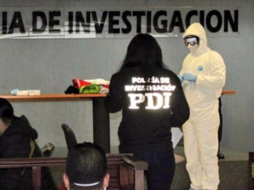 Covid-19 en la Policía de Investigación