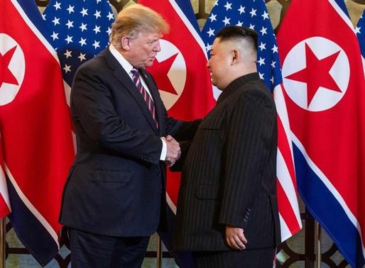Un día Kim Jong Un le dijo su excelencia a Donald Trump