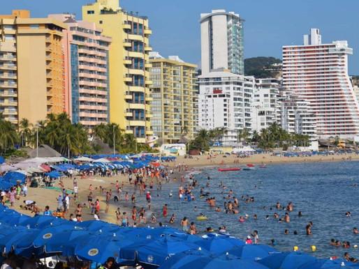Cierran acceso a playas de Acapulco para Año Nuevo