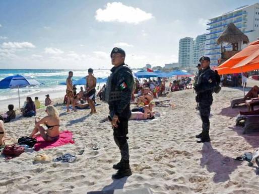 Cae en 38% la ocupación hotelera en Cancún