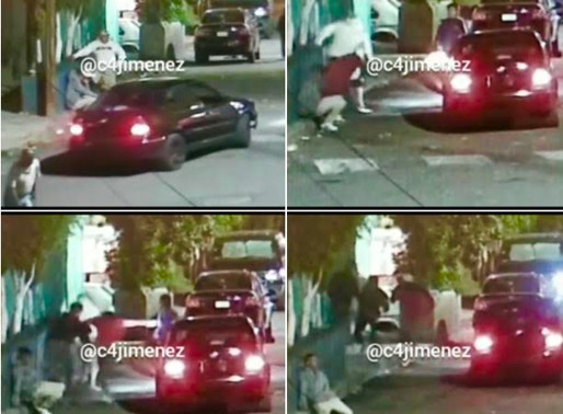 Captan asesinato a tiros en Iztapalapa