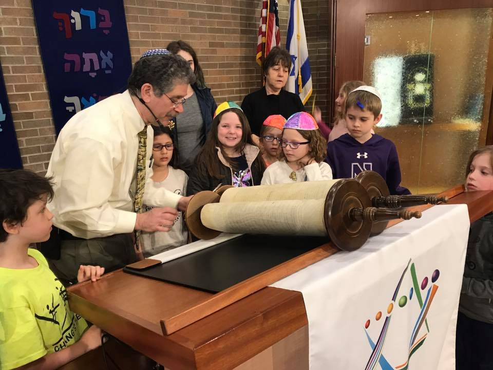 Rabbi Eitan, Students and Torah