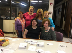 Gala Office Volunteers