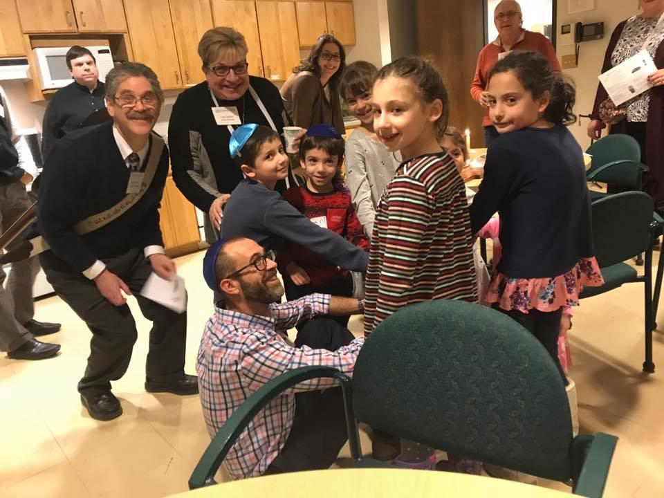 Family Shabbat services