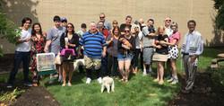 Group Photo from Noah's Bark 7-22-17