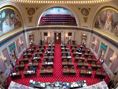 Special Session 5 - Senate Passes Bonding & Sine Die VI