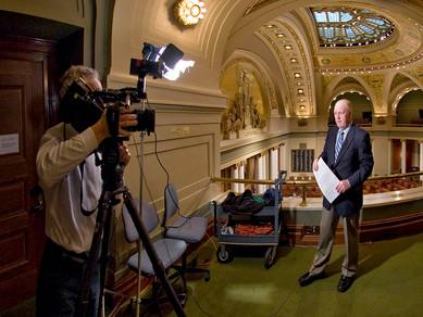 Pat Kessler Retires - Capitol Reporter 1984-2020