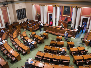 Electoral College Meets In House Chamber