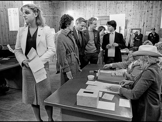 ELECTION DAY 1980