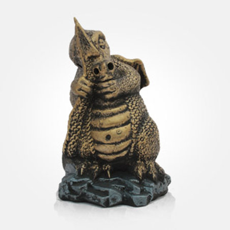 Zolar (Gold) Teenage Dragon