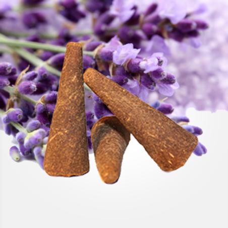 """Lavender - Medium 2"""" Incense Cones"""