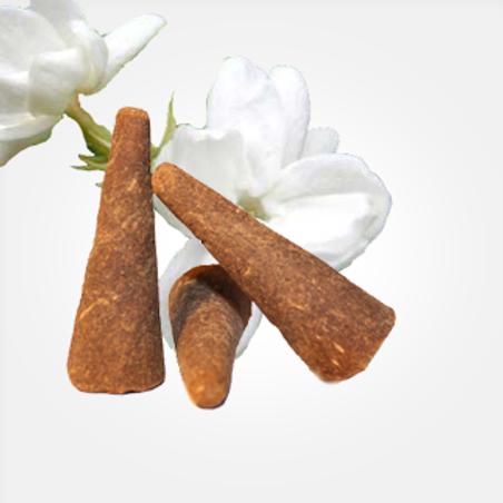 """Jasmine - Medium 2"""" Incense Cones"""
