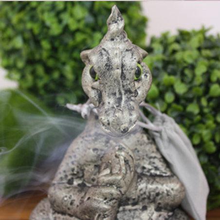 Zolar (Silver) Adult Dragon
