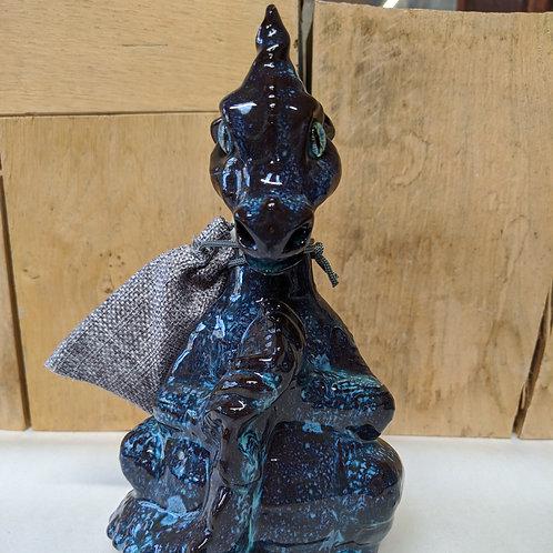 Dark Blue Misting Dragon