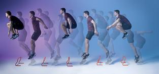 Runner's World Magazine Spread