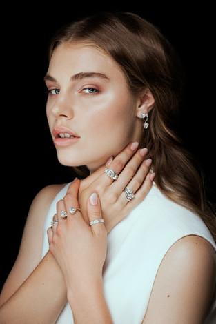 Marketing for Angela Monaco Jewelry