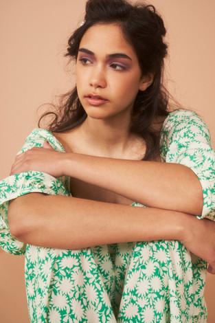 Hair + Makeup: Jessica Pineda / Photographer: Stephanie Price / Model: Elyse Mears