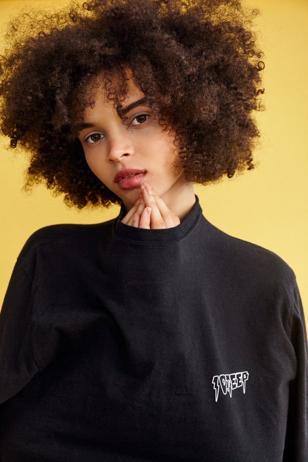 Hair + Makeup: Jessica Pineda / Photographer: Jon Stars / Model: Ava Brown