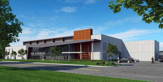 Centrale de cogénération au biogaz de Saint-Thomas