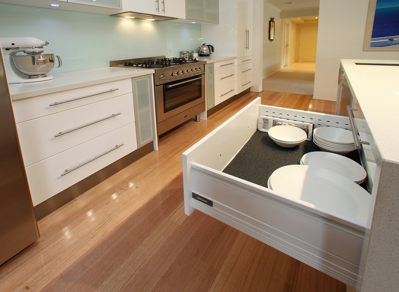 Kitchen Cabinet Light Box