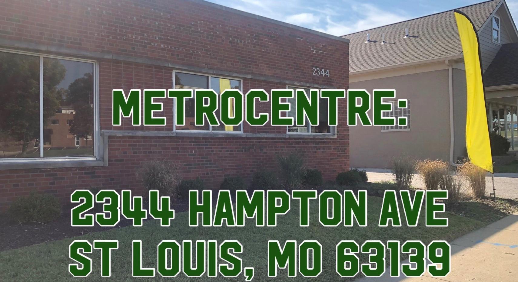 Metro Outside