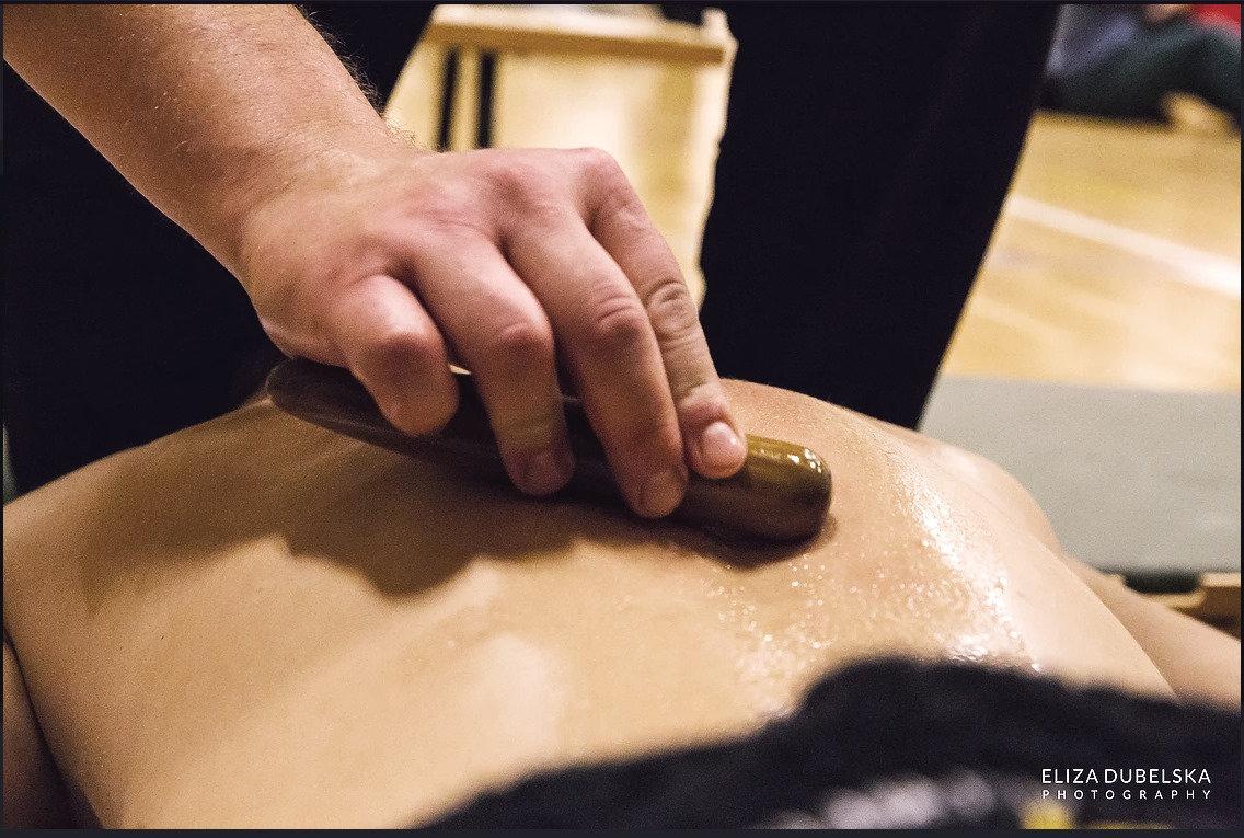 Stick Massage