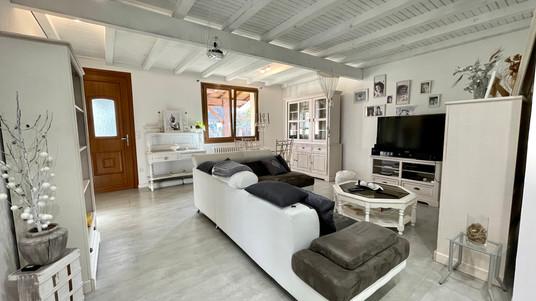 Maison Eysines salon
