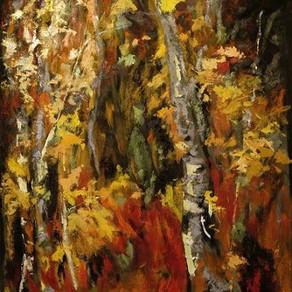 Quebec Fall Trees