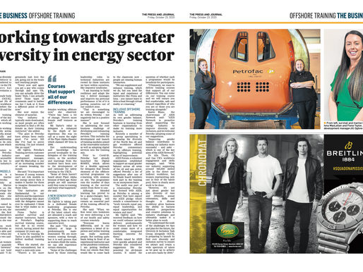 IOW - Working towards greater diversity in the energy sector