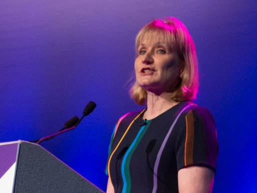 AXIS Network Sponsor Deirdre Michie's - Start of Year Message 2021