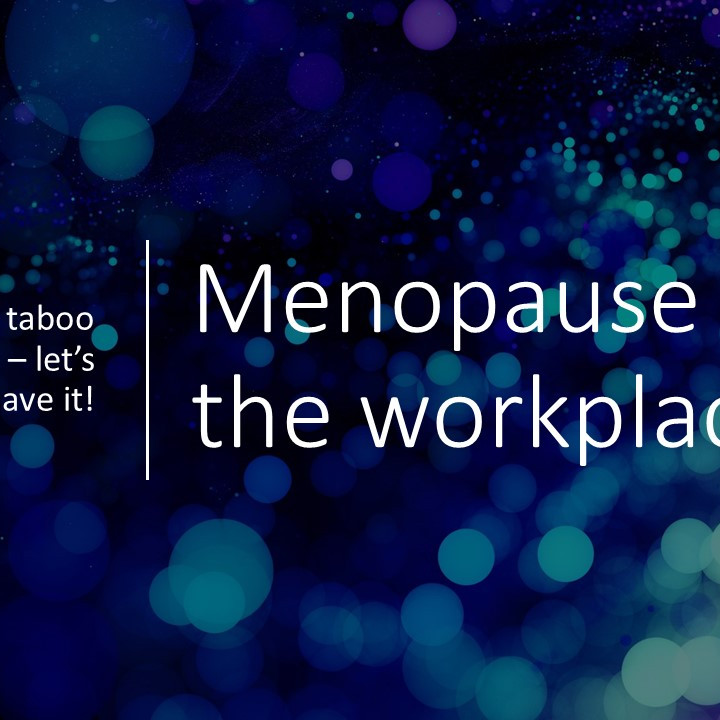 Menopause in the workplace