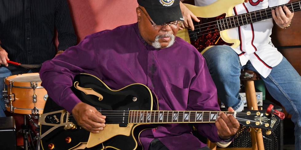 Monday Night Blues & More Fundraiser Jam Session