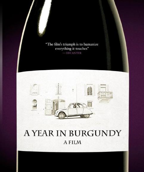 A Year in Burgundy