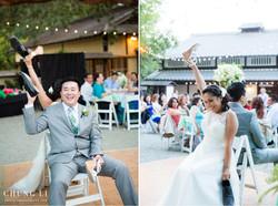 Saratoga hakone garden gardens wedding photographer - 26